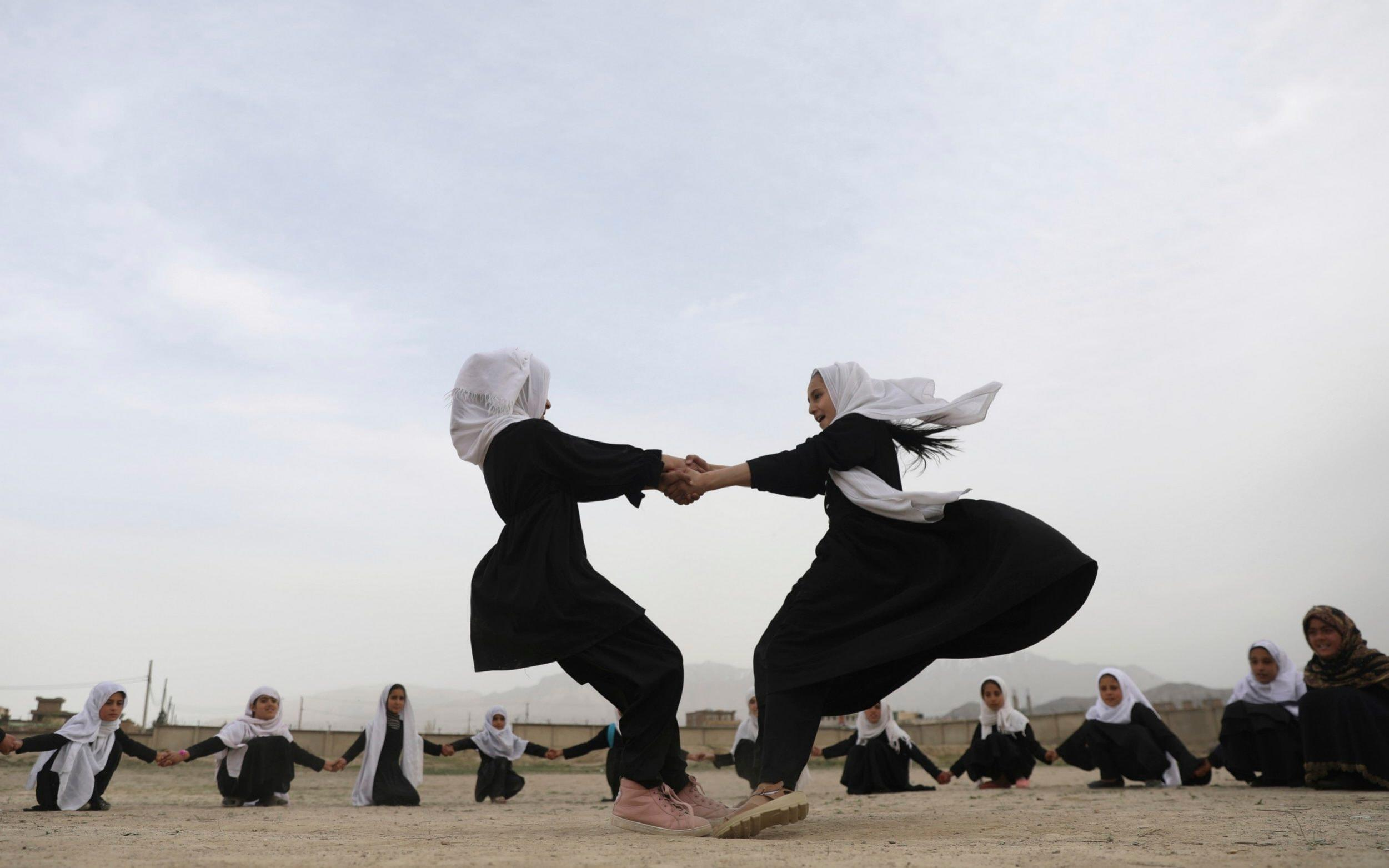 'It's equal to being dead': Women fear Taliban's return as US troop withdrawal nears