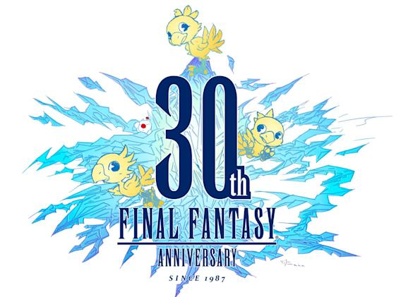 'Final Fantasy' celebrates 30 years of not being very final