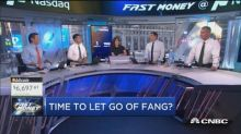As stocks hit all-time highs, the F.A.N.G. trade is left ...