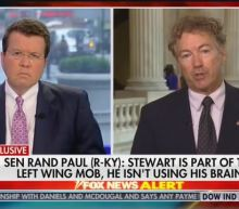 Rand Paul Fires Back at Jon Stewart on Fox News: He's 'Not Using His Brain'