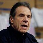 New York has enough ventilators to last six days: governor
