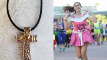 Mom loses necklace with daughter's ashes during Disney Princess Half Marathon