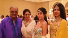 MOM Sridevi reveals: Jhanvi wants a man just like her dad Boney Kapoor