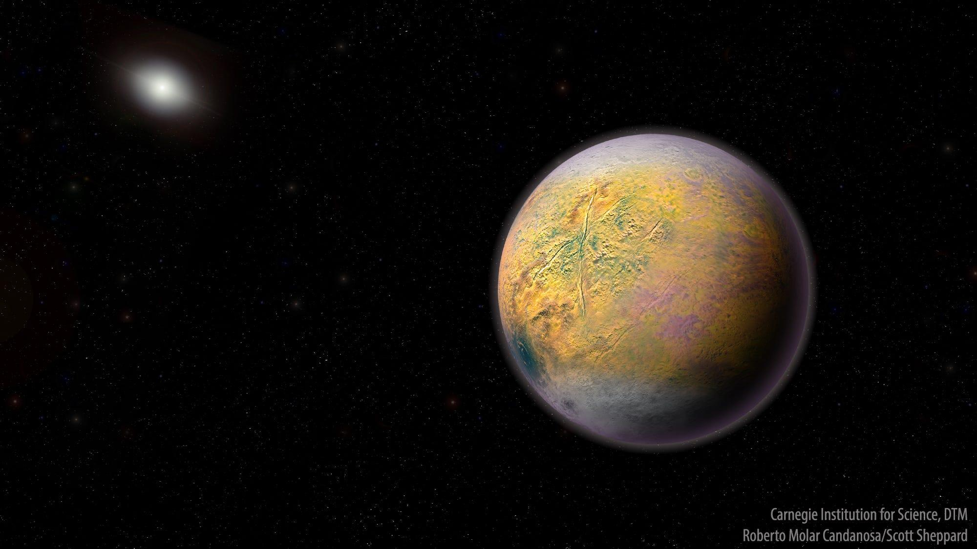 Searching for 'Planet X,' scientists discover distant 'Goblin' object billions of miles beyond Pluto