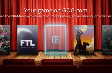 GOG.com launches indie game portal that could compete with the Mac App Store