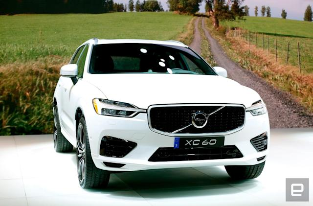 Volvo's new XC60 is better than ever at not killing people