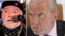 Lord Alan Sugar's jab at Kyle Sandilands: 'Poor man's Howard Stern'