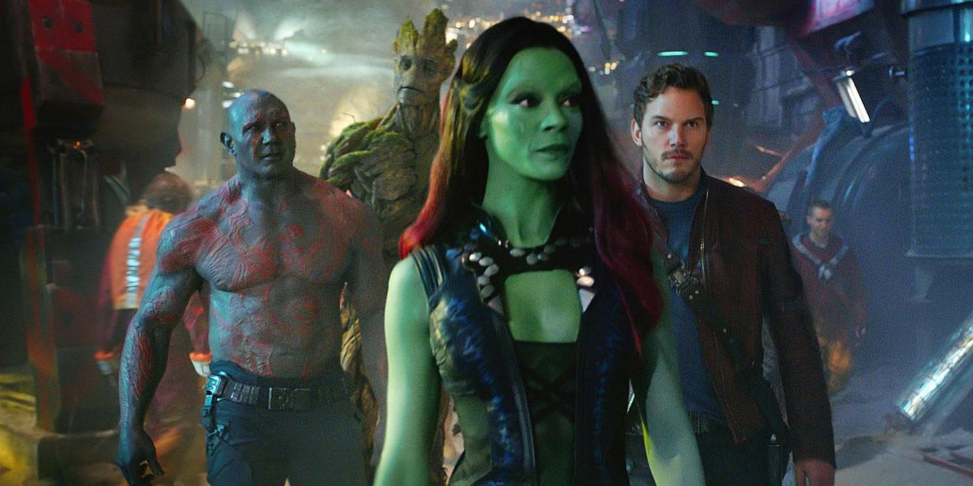 Gamora and Tony haven't met