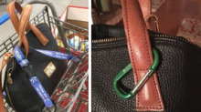 SAFETY ALERT: You Should Always Secure Your Purse to Your Cart, Police Warn