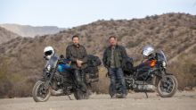 'Long Way Up' features Ewan McGregor, Charley Boorman riding Harley-Davidson LiveWires from Argentina to Mexico
