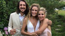 Elsa Pataky acude sin ropa interior a la boda de su hermano en el norte de España