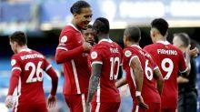 Sadio Mane scores twice as Liverpool ease past 10-man Chelsea