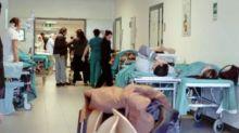 Virus cinese a Roma: pronto soccorsi in tilt, picchi di 150 pazienti