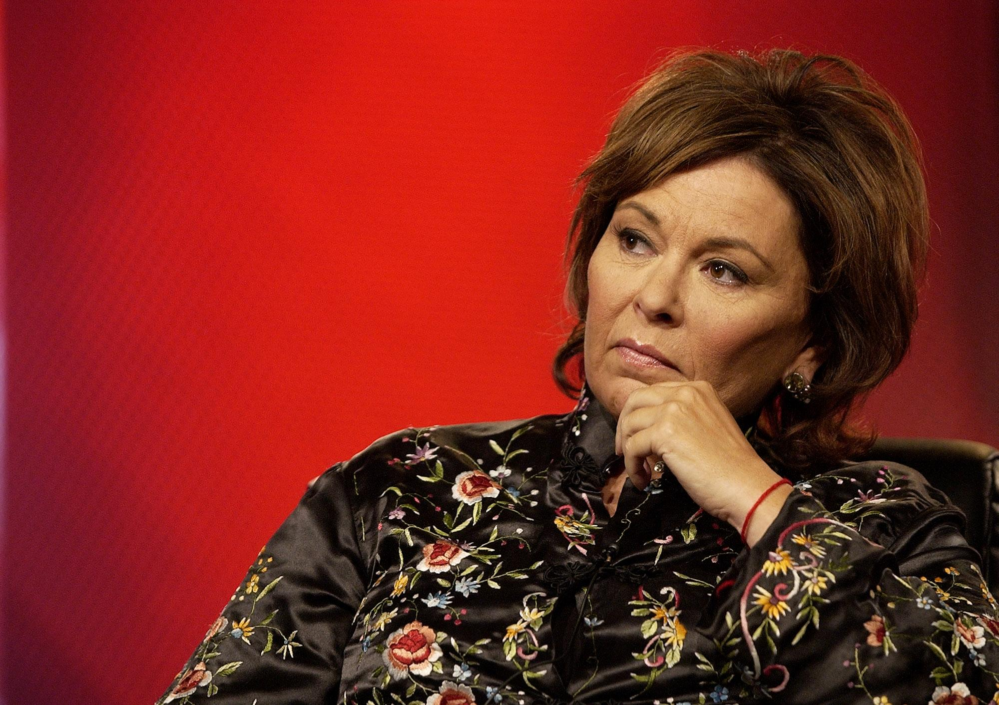 cleaver to gloria pritchett great tv moms file in this 14 2003 file photo comedian roseanne barr listens to