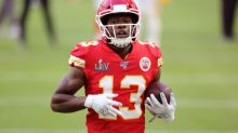 Could Byron Pringle become Chiefs' main return specialist in 2020?