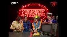 'Stranger Things': campanha da Netflix lembra tempo de antenas com Bombril