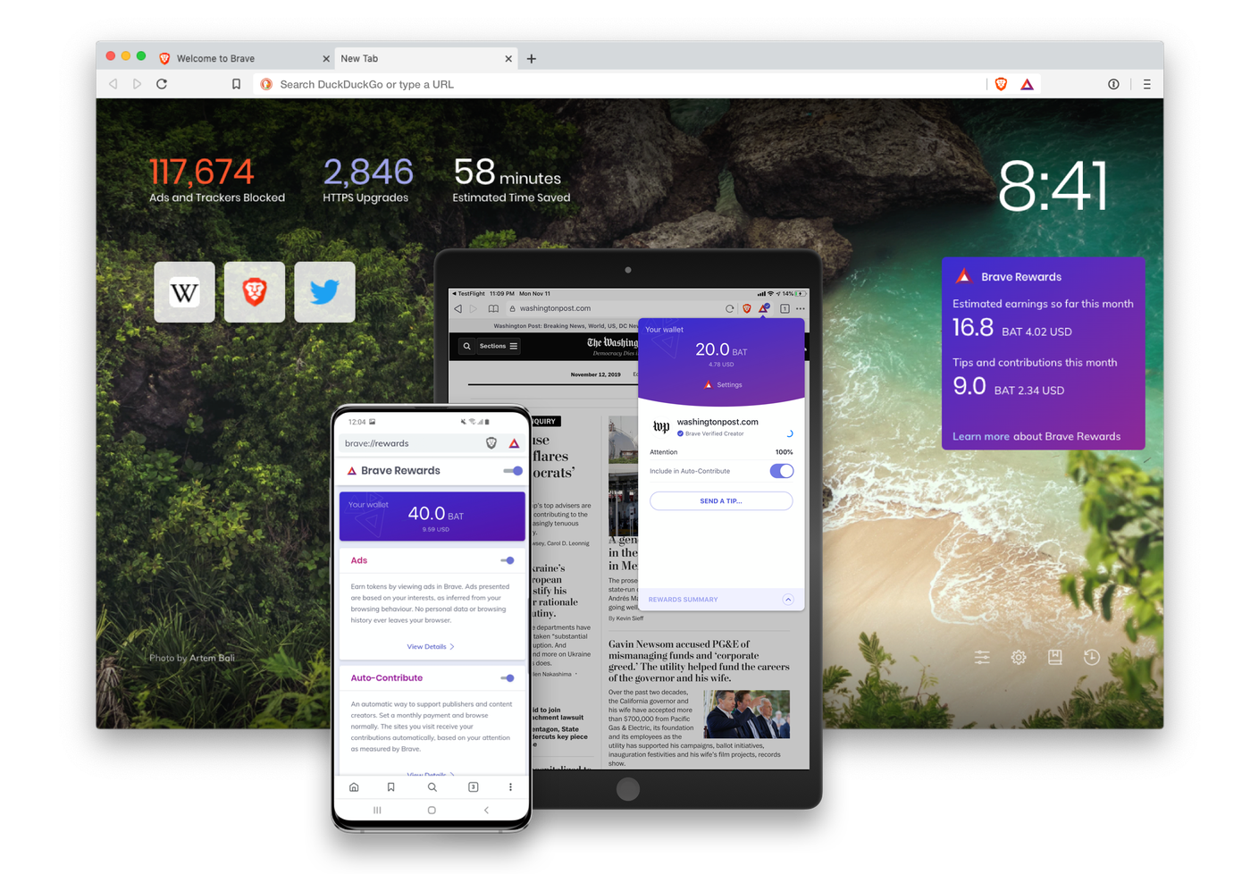 Brave is launching its own search engine with the help of ex-Cliqz devs and tech