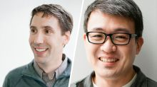 Fitbit co-founders James Park and Eric Friedman are coming to Disrupt SF