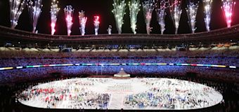 Broadcaster apologizes for 'inexcusable' Olympics gaffe
