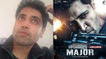 Adivi Sesh On Major: 'This  Is  The Best Response I've Ever Had To Any Of My Work' - EXCLUSIVE