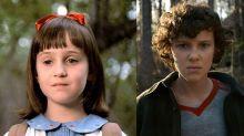 ¿Quién ganaría la batalla telequinética: Matilda o Eleven? Mara Wilson responde