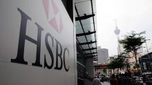 Europe stocks end at new 22-month highs; HSBC slumps