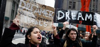 Judge overrules Trump order to cancel DACA