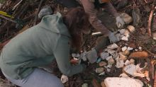 Les chantiers solidaires viennent en aide aux sinistrés de la vallée de la Roya