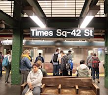 An Ohio teen faces multiple charges after police arrested him for carrying an AK-47 throughout a Times Square subway station