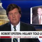 Robert Epstein says Hillary Clinton told lies about him