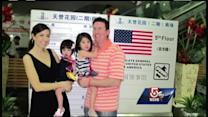 Consulate lockdown traps family coping with life-threatening disease