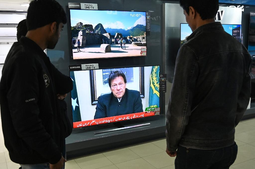 In his speech announcing Wing Commander Abhinandan Varthaman's release, Pakistan Prime Minister Imran Khan referred to the catastrophic consequences of nuclear war as he called for talks with New Delhi