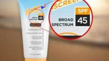 8 Sketchy Sunscreen Claims--Decoded