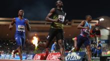 Usain Bolt lays down marker with his season's best 100m in Monaco