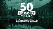 Thousand Trails Celebrating 50 Years of Camping History