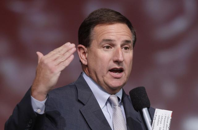 Mark Hurd, former HP CEO, has died at 62