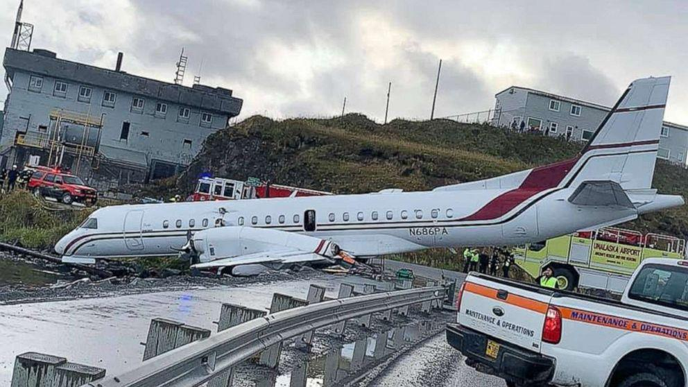 Passenger dies from Alaska plane crash