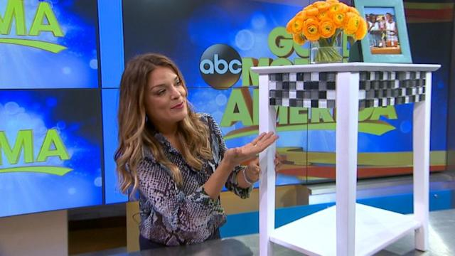 DIY Tutorial: Upgrade a Basic Nightstand With Tile for a Chic Look