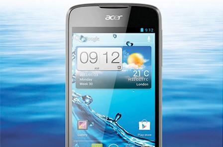 Acer Liquid Gallant Solo makes brief cameo, Android 4.0 smartphone lives up to its name