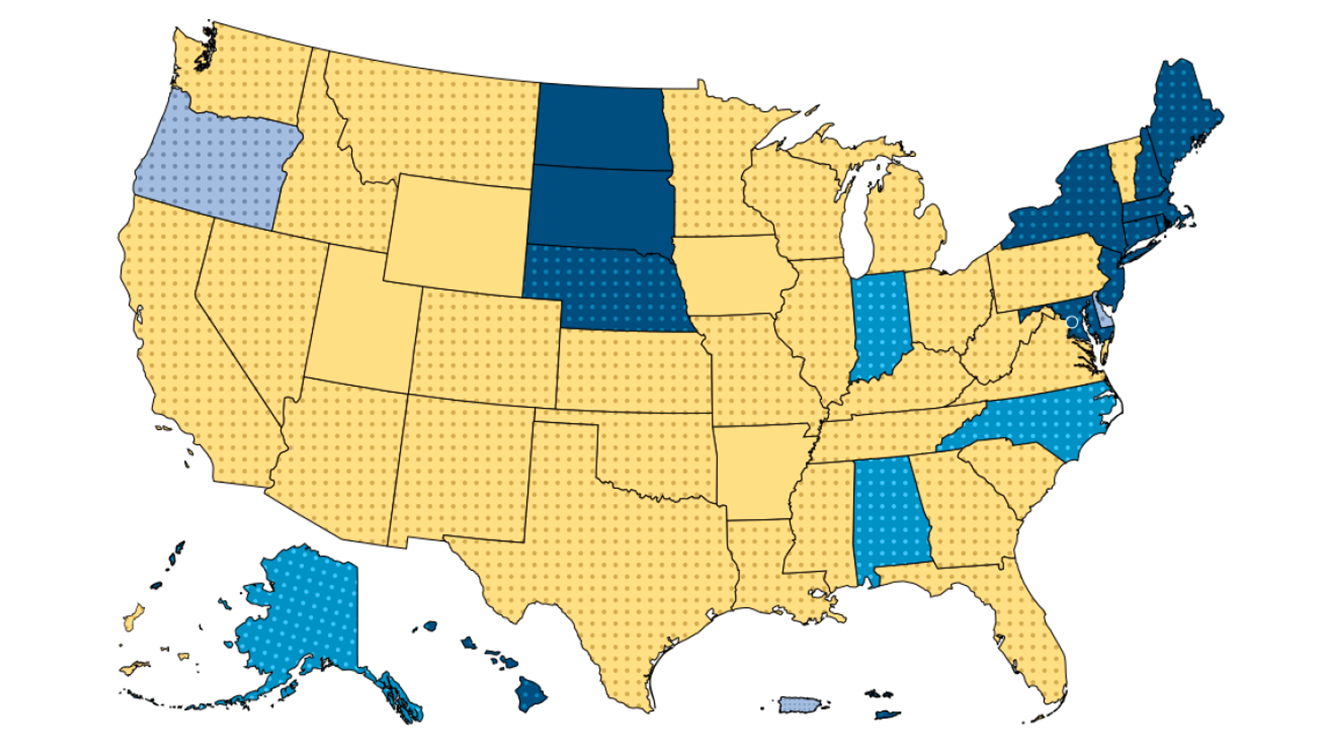Greater than 30 states are open regardless of having 'zero' days of reducing coronavirus circumstances