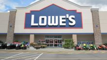 Why Lowe's Stock Was Falling Today