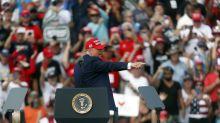 Trump und Biden liefern sich in Schlüsselstaat Florida Wahlkampf-Duell