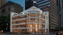 全球最大Starbucks旗艦店 芝加哥店點止賣咖啡