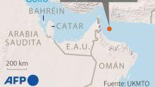 """Fin del """"posible secuestro"""" de barco frente a la costa de Emiratos"""