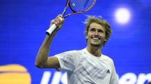 US Open (H) - Alexander Zverev, finaliste de l'US Open : «Il reste encore une étape»