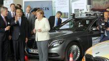 Deutschland und China kooperieren bei autonomen Autos sein