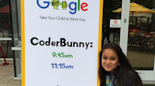 This 10-year-old coder is already so successful she's already caught the attention of Google and Microsoft