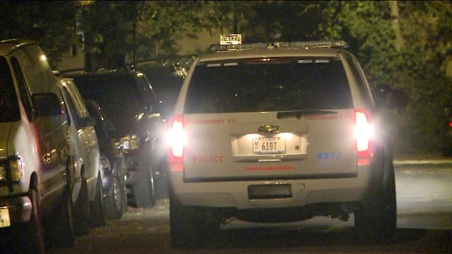 RAW: Scene at attempted abduction in Albany Park