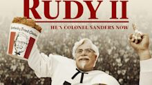 KFC has an inspirational new colonel — just in time for football season