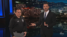 Jimmy Kimmel is hiring federal employees during government shutdown